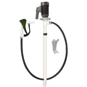 Kit Pompa in PVDF per acidi e alcalini concentrati - 450W