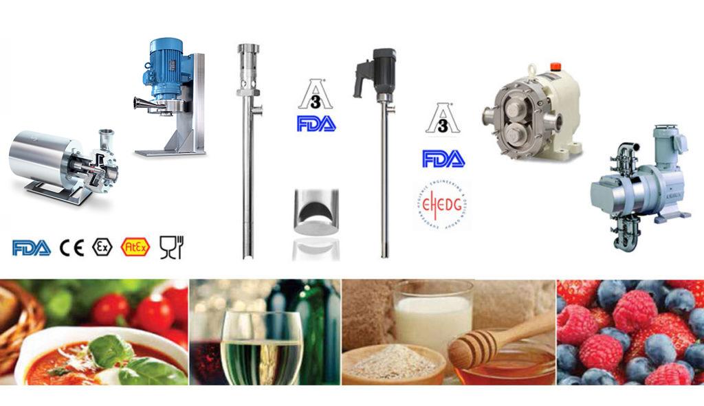Pompe sanitarie